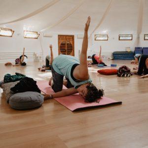 Clases de Yoga y meditación online